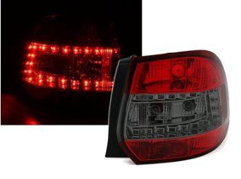 Farolins LED VW golf 5 + 6 Variant Cristal Fumado