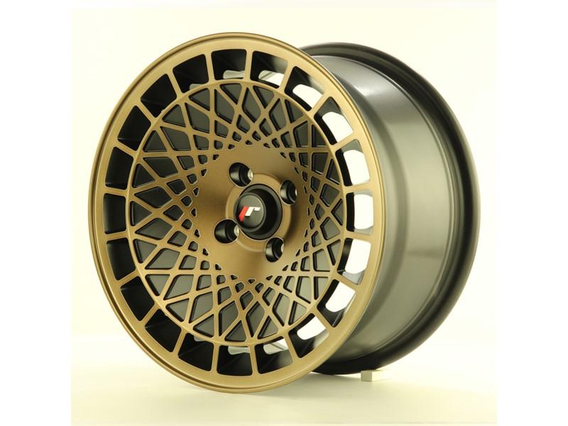 Japan Racing JR14 Bronze 15x8 4x100 ET20