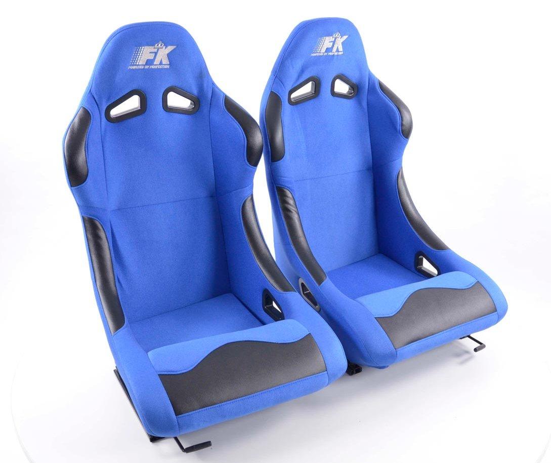 Backets FK basic azul
