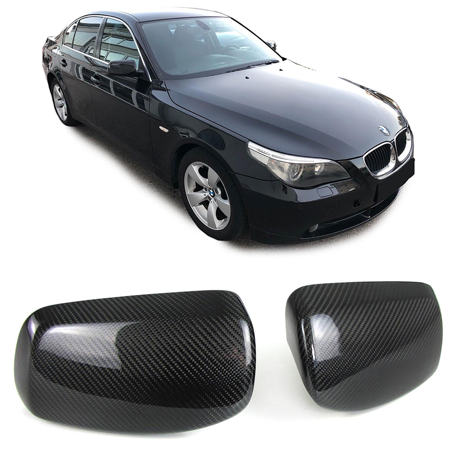 Capas Espelhos Carbono BMW E60