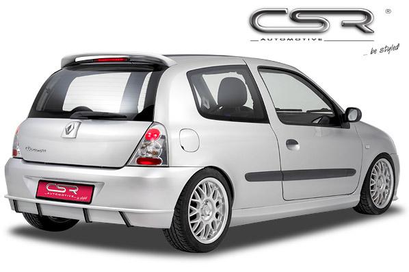 Avental Tras Renault Clio b 2006-2009