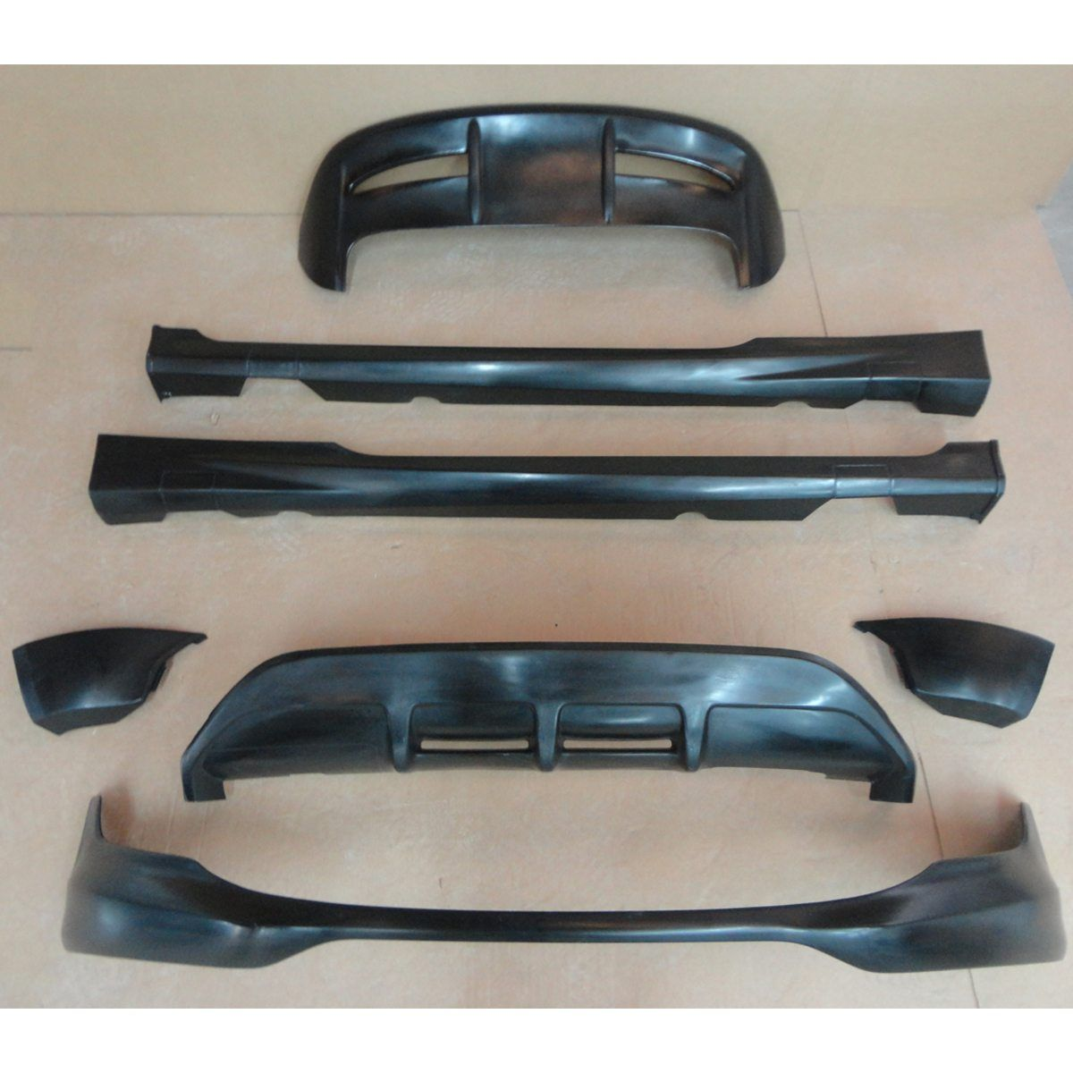Ford Fiesta (08-12) – Kit Completo Look ST