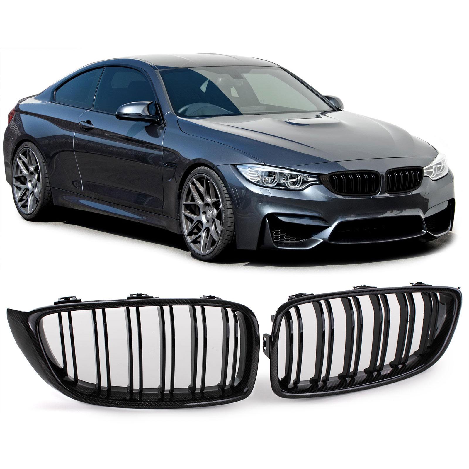 Grelha BMW 4 F32 F33 F36 F82 F83 carbono