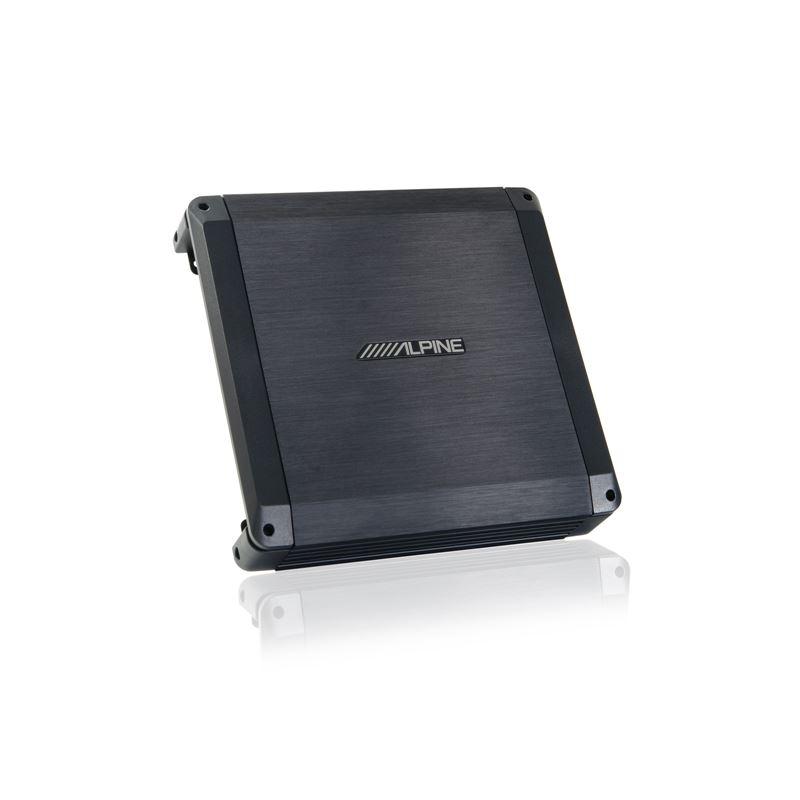 Alpine BBX-F1200 Amplificador 4 canais, 4x50W RMS, Max 600Watts