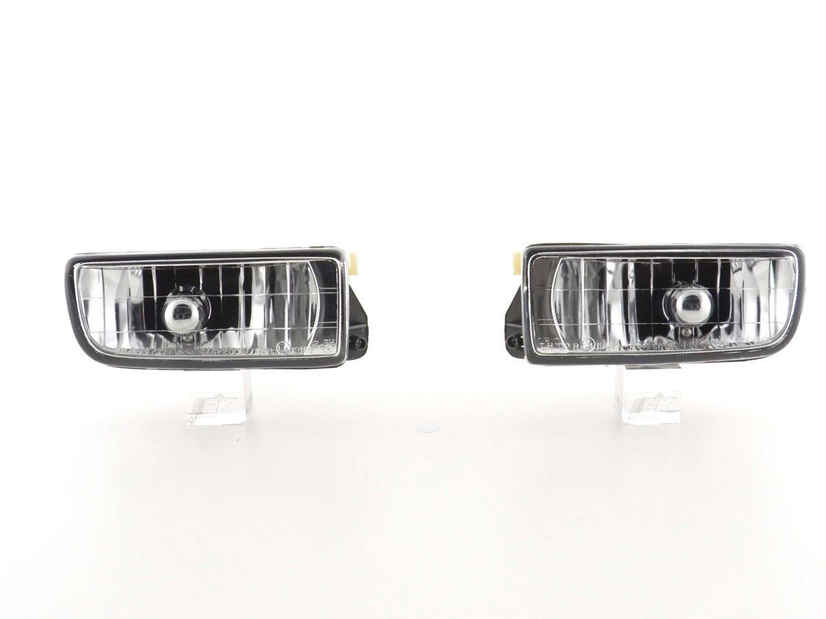 BMW E36 Farois Nevoeiro Cristal