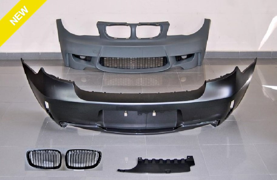 Kit BMW E87 / E81 05-11 look M1