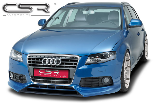 Spoiler Frente Audi A4 B8 2007-2011