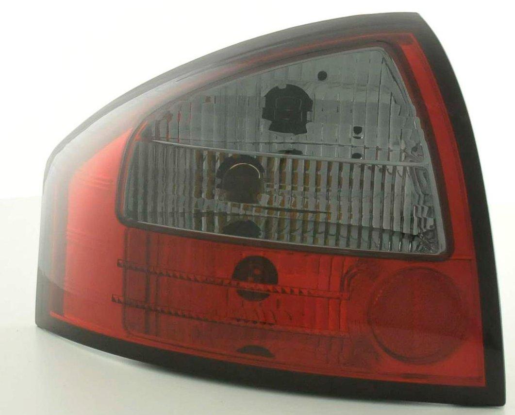 Audi A6 97-2003 Farolins Cristal Fumado