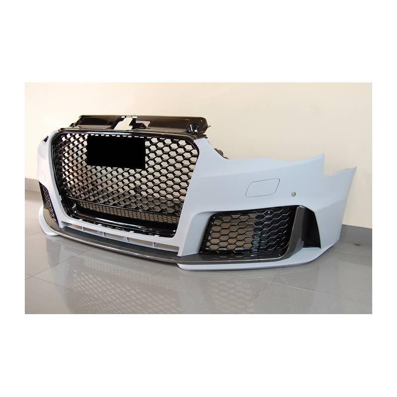Audi A3 8V Parachoques look RS3