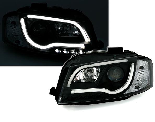 Audi A3 8PA Farois LightTube LED 2008-2012