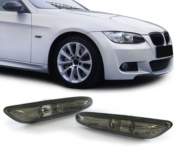 Piscas Laterais  Fumado BMW  E81 E87 3er E90 E92 E93 X1 E84