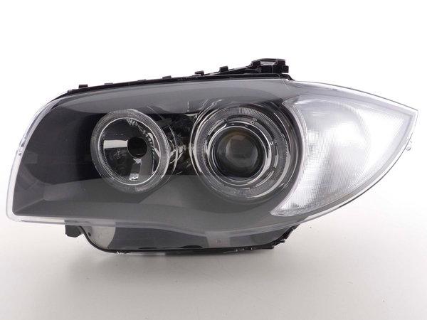 BMW E81/E87 Farois Angel Eyes led cinza