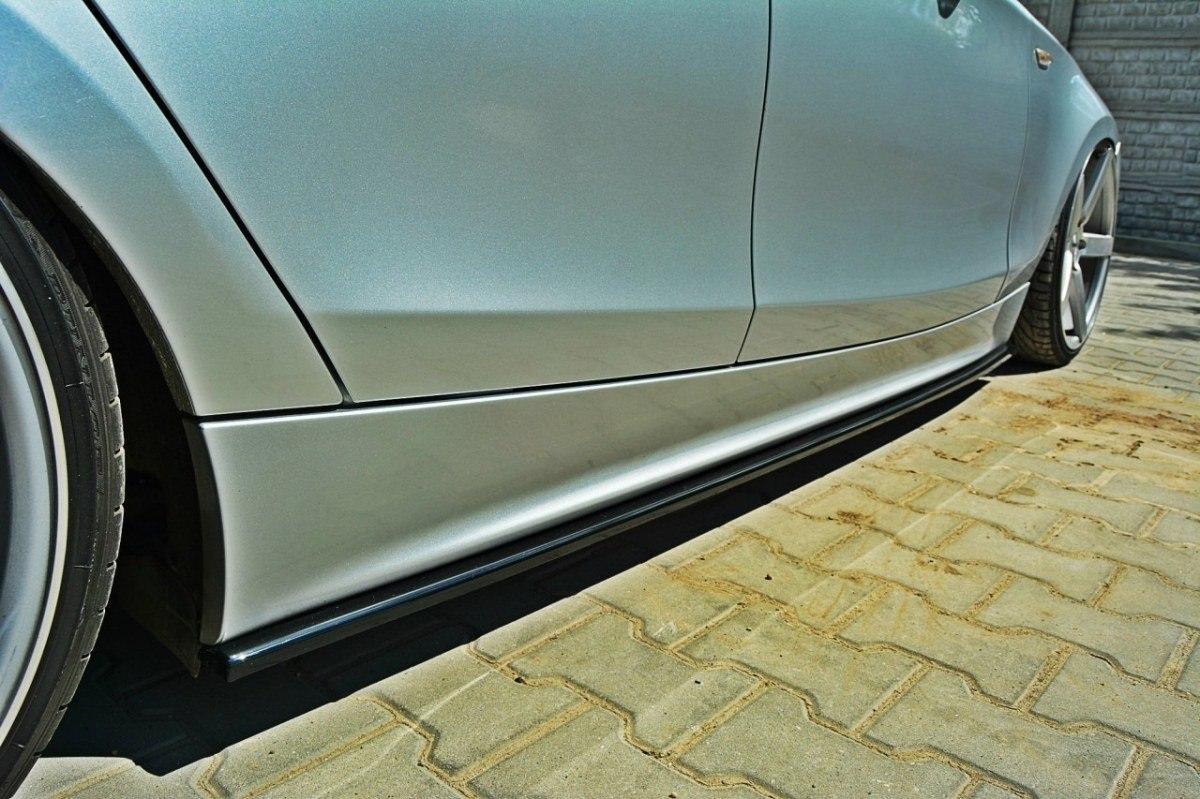 Difusores de embaladeiras BMW E87