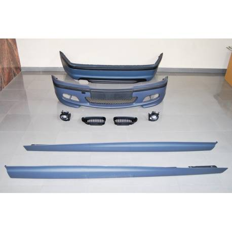 Kit De Carrocería BMW E46 4P 98-04 Look M-Tech