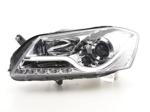 VW PAssat 3C Farois LightBar Cromado