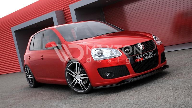 Lip Frente VW Golf 5 parachoques GTI