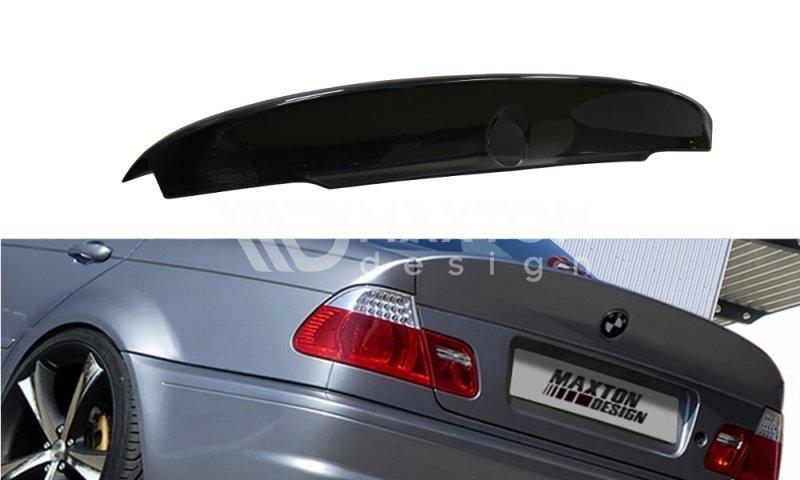 Aileron BMW E46 4 portas CSL