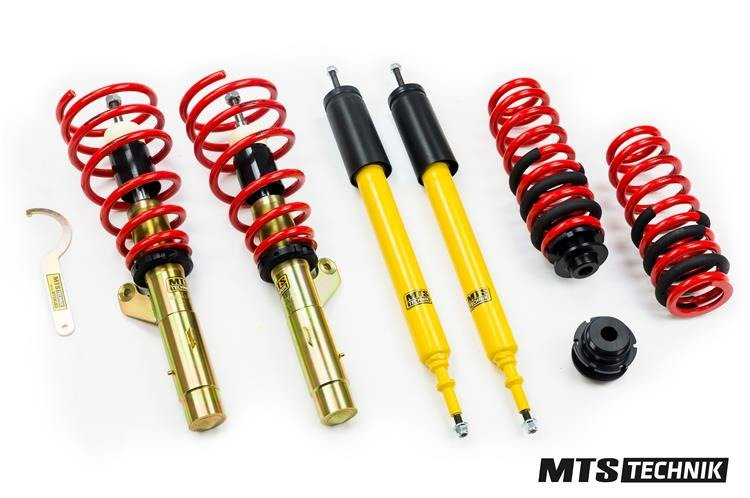 Volkswagen Golf 2 Coilovers MTS Technik