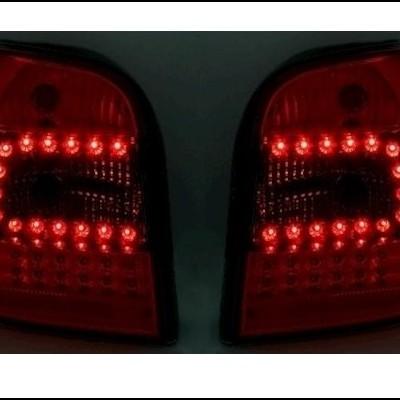Audi A4 B5 Avant Farolins LED Vermelho