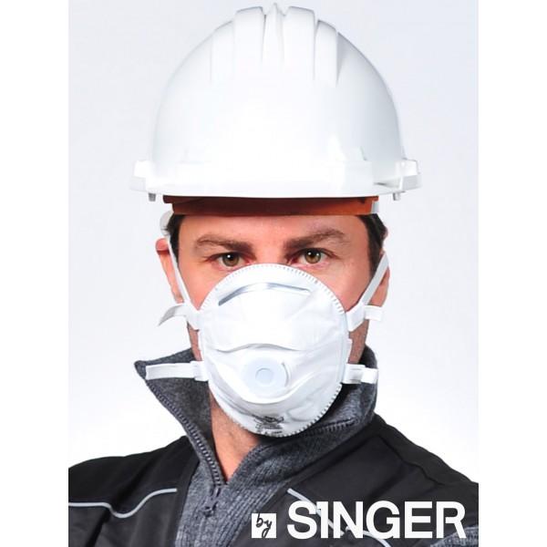Máscaras Respiratórias Descartáveis