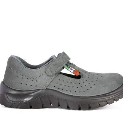 Sandália de Proteção Lewer Classic 0295 - S1P / 0290 - S1