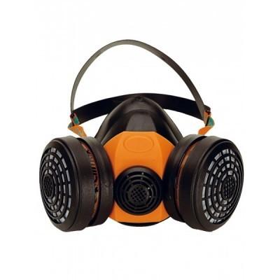 Respirador semi-facial com 2 filtros DM756C Singer