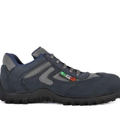 Sapato de Proteção Lewer Cool Job HP1 - S3 SRC