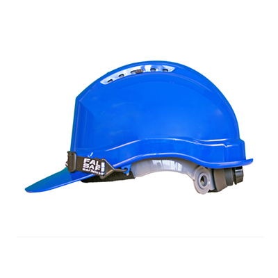 Capacete Force 1 c/ Roqueta de Ajuste FS3000-2 Fall Safe