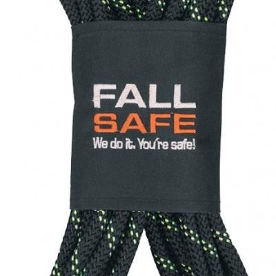 Corda estática mamba negra FSR05 Fall Safe