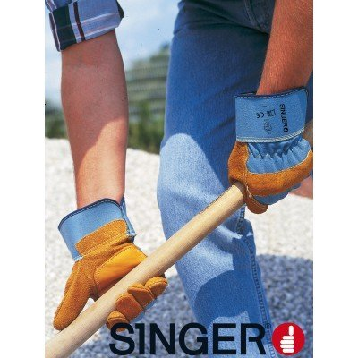 Luvas 501SY/ 501SYRGY Singer