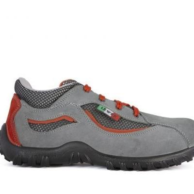 Sapato de Proteção Lewer Cool Job Vietri - S1P