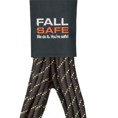 Corda estática mamba negra FSR10 Fall Safe