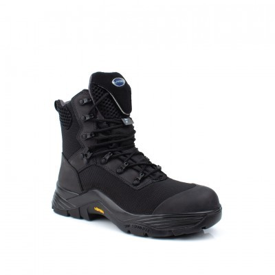 Bota militar Lavoro S.A.S. Black Boot 6675.10 - O3 HRO WR