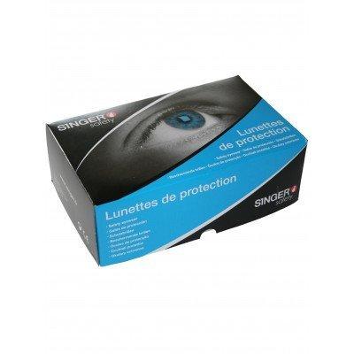 Óculos de segurança ajustáveis EVA2000