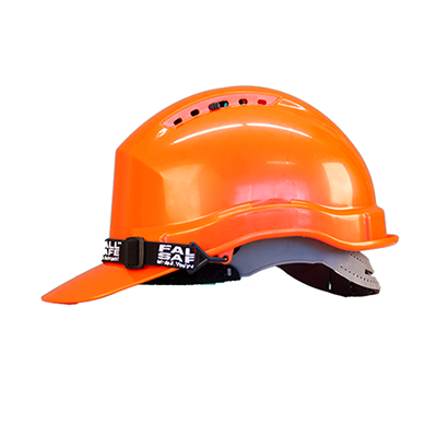 Capacete Force 1 c/ Ajuste de Pinos FS3000-STD Fall Safe
