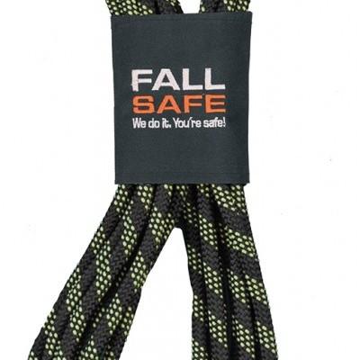 Corda estática mamba negra FSR12 Fall Safe
