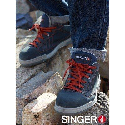 Sapatilha de proteção Singer Bary S3 SRC
