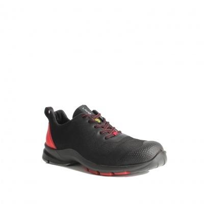 Sapatilha Lavoro Hybrid Black/Red 1263.14