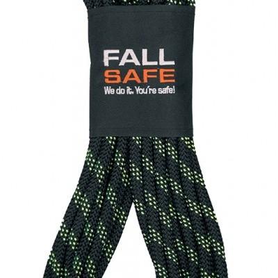Corda estática mamba negra FSR01 Fall Safe