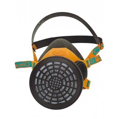 Respirador semi-facial com um filtro DM761C Singer