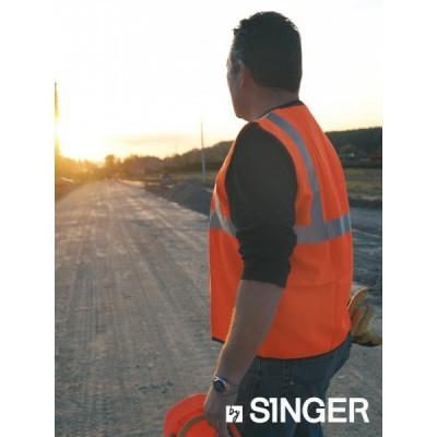 Colete alta visibilidade VPLGILJ/ VPLGILO Singer