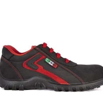 Sapato de Proteção Lewer Cool Job DP1N - S1P SRC