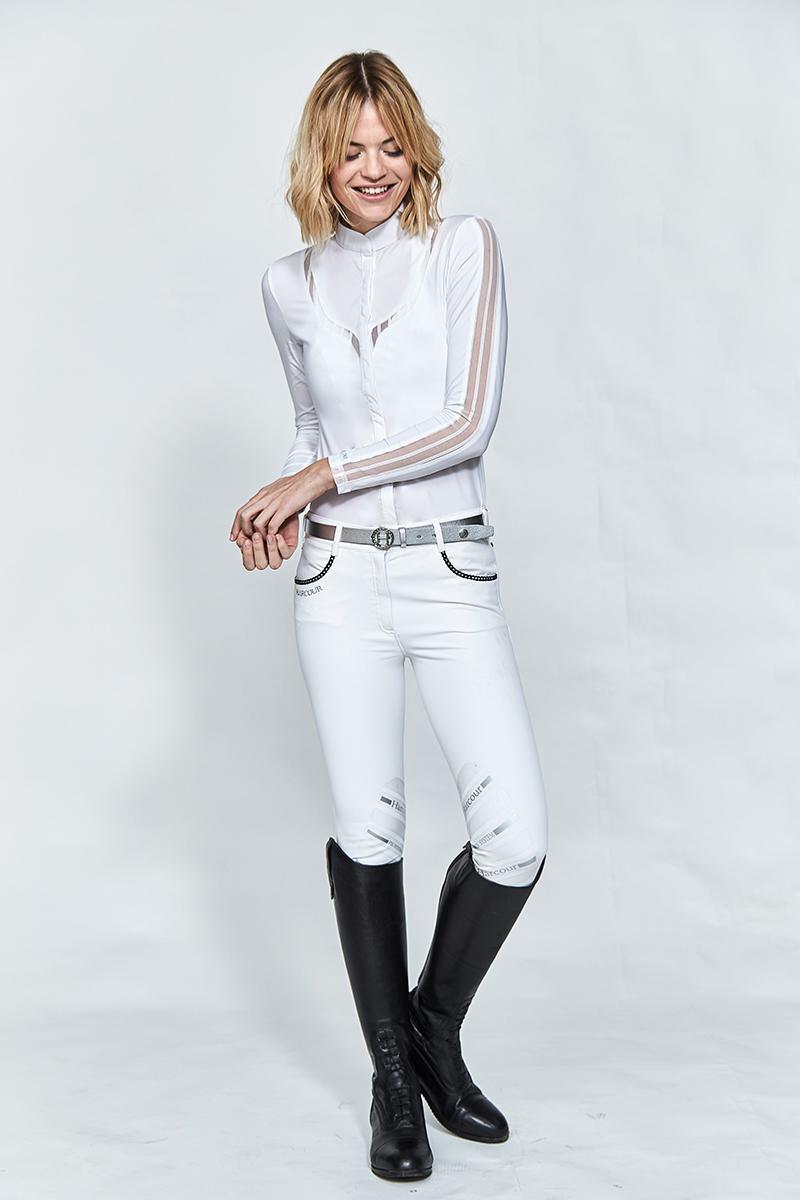 Elisabeth camisa concurso, Harcour