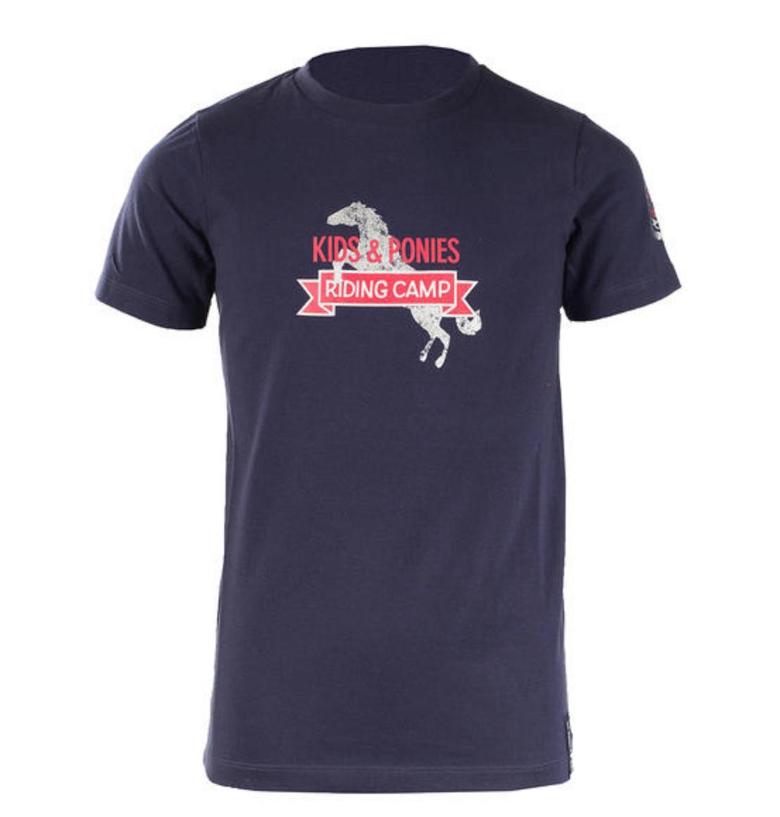 T'shirt para rapariga, Horze