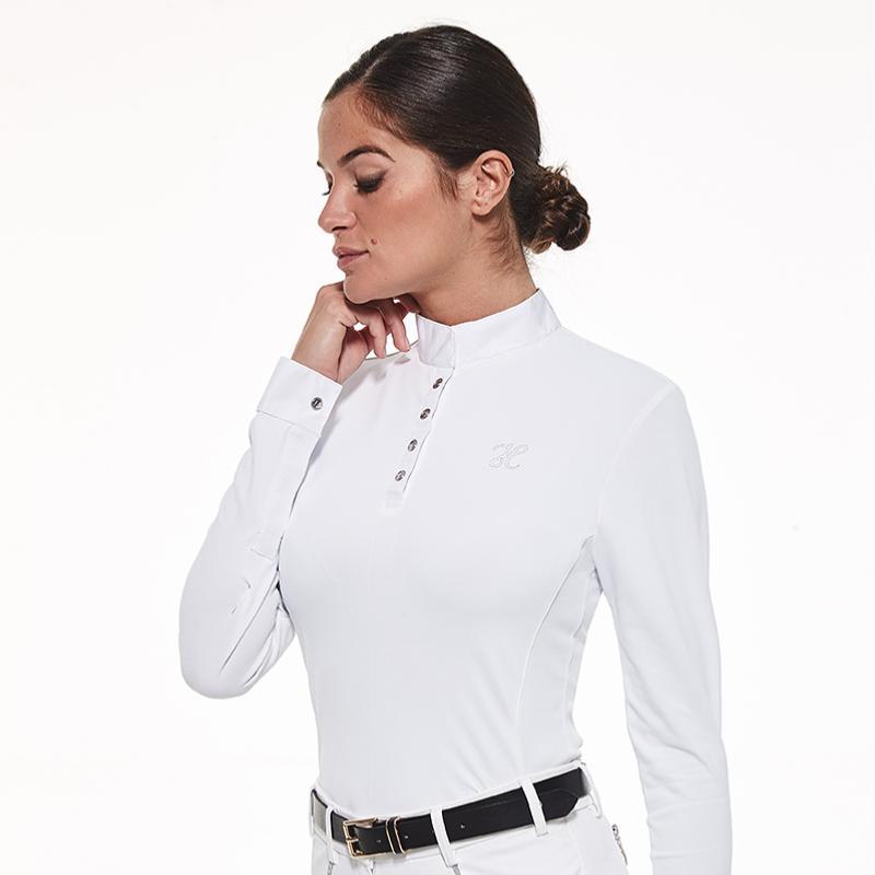Camisa com mangas Nutria, Harcour