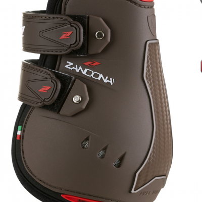 CARBON AIR FIT VELCRO Fetlock, Zandona