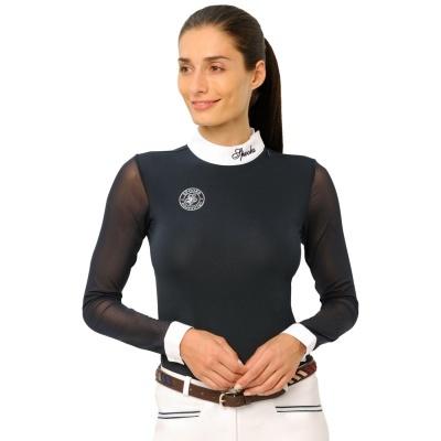 Gemma camisa concurso manga comprida, Spooks