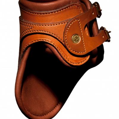 Protecções de boleto de couro, Bruno Delgrange