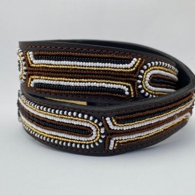 Cinto Feel Free Brown (66, 71 cm), Lucky Beads