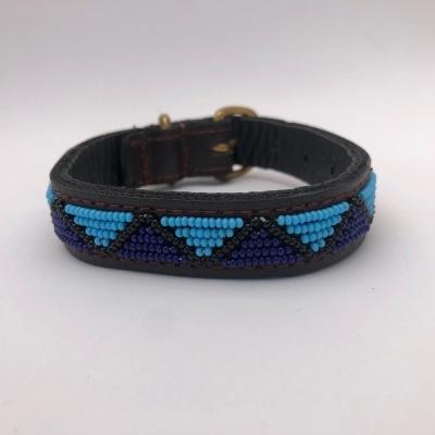 Coleira River Tamanho XS (24, 26 cm), Lucky Beads